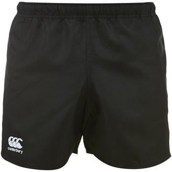 textil Shorts / Bermudas Canterbury  Svart