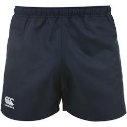textil Shorts / Bermudas Canterbury  Marinblått
