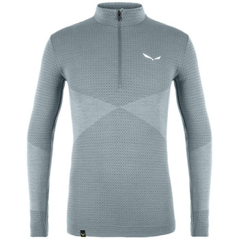 textil Herr Fleecetröja Salewa Med Warm Amr 27967-0310 grey