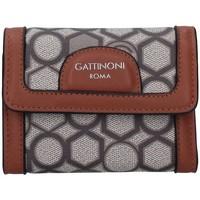 Väskor Dam Plånböcker Gattinoni BENTK7884WP BROWN