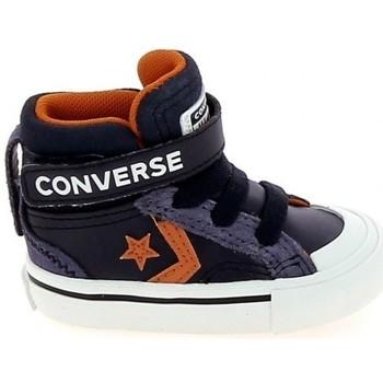 Skor Barn Höga sneakers Converse Pro Blaze BB Marine Rouge Blå