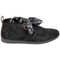 Skor Dam Boots Armistice Stone Mid Cut Spacy Noir Svart