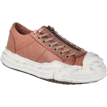 Skor Dam Sneakers Rebecca White UVRW225B Röd