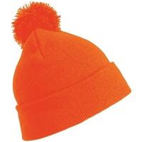 Accessoarer Mössor Result Winter Essentials RC028 Fluorescerande orange