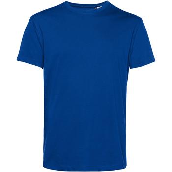 textil Herr T-shirts B&c TU01B Kunglig blå