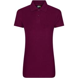 textil Dam T-shirts & Pikétröjor Prortx RX01F Bourgogne