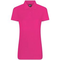 textil Dam T-shirts & Pikétröjor Prortx RX01F Fuchsia