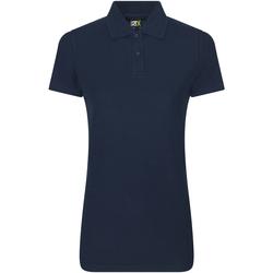 textil Dam T-shirts & Pikétröjor Prortx RX01F Marinblått