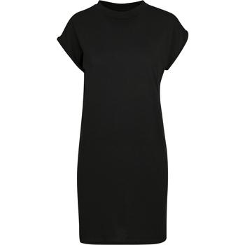 textil Dam Korta klänningar Build Your Brand BY101 Svart