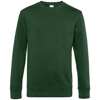 textil Herr Sweatshirts B&c WU01K Flaskegrön