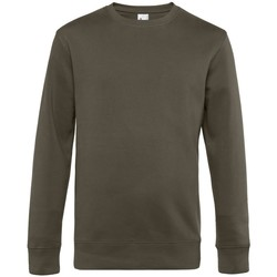 textil Herr Sweatshirts B&c WU01K Khaki