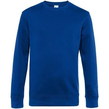 textil Herr Sweatshirts B&c WU01K Kunglig blå