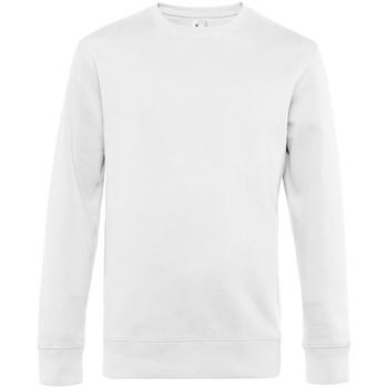 textil Herr Sweatshirts B&c WU01K Vit