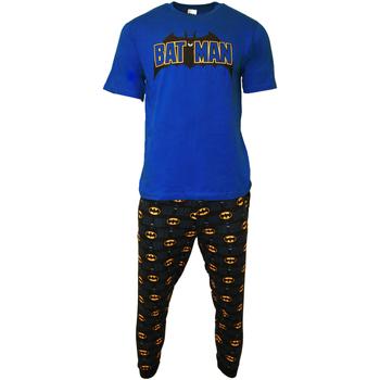 textil Herr Pyjamas/nattlinne Dessins Animés  Blå/Svart