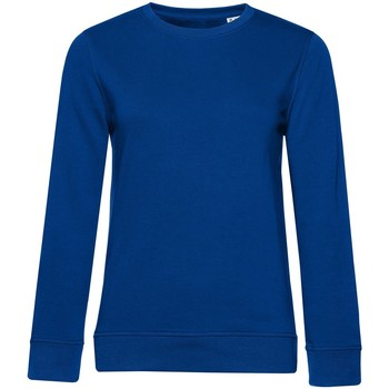 textil Dam Sweatshirts B&c WW32B Kunglig blå