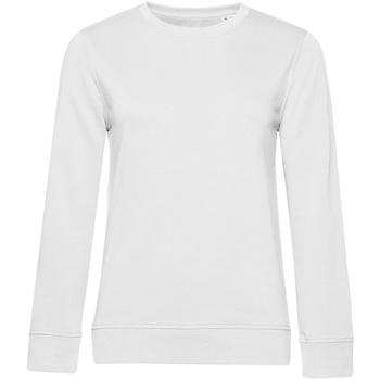 textil Dam Sweatshirts B&c WW32B Vit