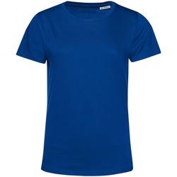 textil Dam T-shirts B&c TW02B Kunglig blå