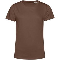 textil Dam T-shirts B&c TW02B Kaffe