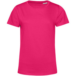 textil Dam T-shirts B&c TW02B Magenta