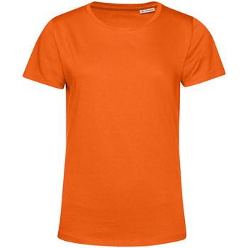 textil Dam T-shirts B&c TW02B Orange