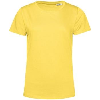 textil Dam T-shirts B&c TW02B Gul