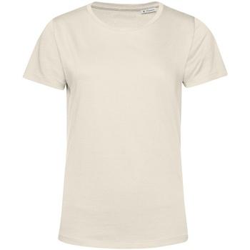 textil Dam T-shirts B&c TW02B Off White