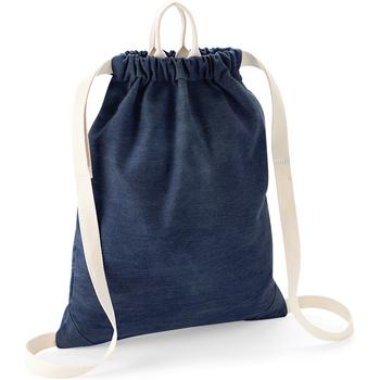 Väskor Sportväskor Bagbase BG642 Denim blå