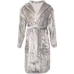 textil Herr Pyjamas/nattlinne Pierre Roche  Grått