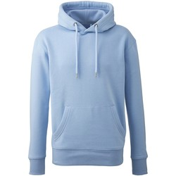 textil Herr Sweatshirts Anthem AM01 Ljusblå