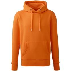 textil Herr Sweatshirts Anthem AM01 Orange