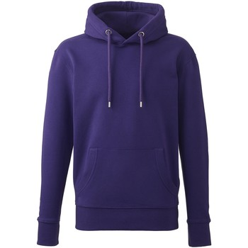 textil Herr Sweatshirts Anthem AM01 Lila