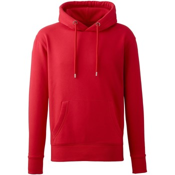 textil Herr Sweatshirts Anthem AM01 Röd