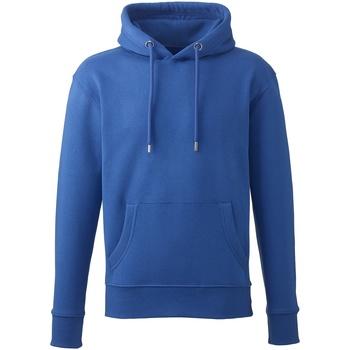 textil Herr Sweatshirts Anthem AM01 Kunglig blå