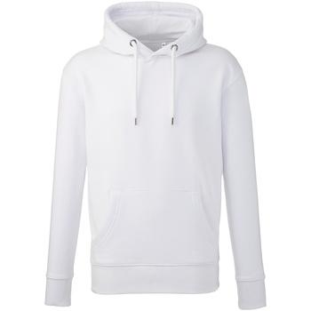 textil Herr Sweatshirts Anthem AM01 Vit