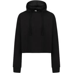 textil Dam Sweatshirts Sf SK516 Svart