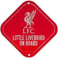 Accessoarer Sportaccessoarer Liverpool Fc  Röd