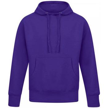 textil Herr Sweatshirts Casual Classics  Lila