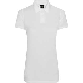 textil Dam Kortärmade pikétröjor Pro Rtx RX105F Vit
