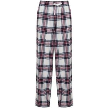 textil Dam Pyjamas/nattlinne Sf SK83 Vit/rosa