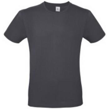 textil Dam T-shirts B And C BA210 Mörkgrå