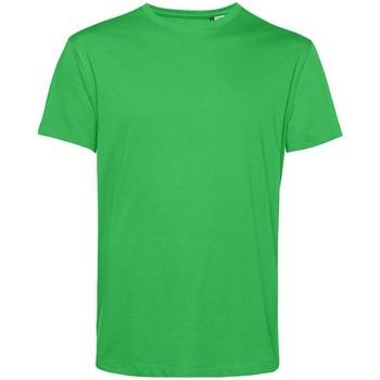 textil Herr T-shirts B&c BA212 Äppelgrönt