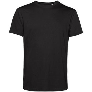 textil Herr T-shirts B&c BA212 Svart