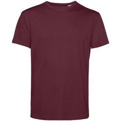 textil Herr T-shirts B&c BA212 Bourgogne