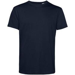 textil Herr T-shirts B&c BA212 Mörkblått