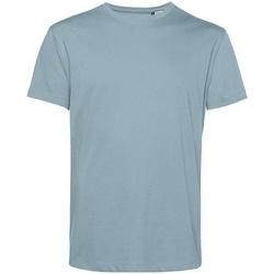 textil Herr T-shirts B&c BA212 Misty Blue