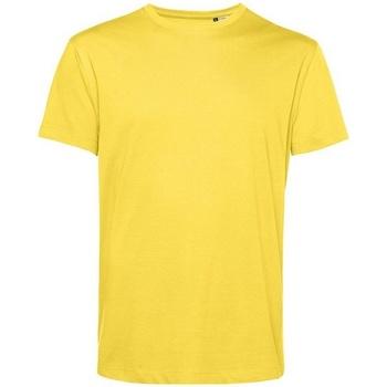 textil Herr T-shirts B&c BA212 Gul