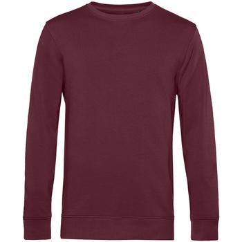 textil Herr Sweatshirts B&c WU31B Bourgogne