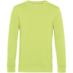 textil Herr Sweatshirts B&c WU31B Lime