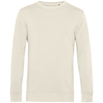 textil Herr Sweatshirts B&c WU31B Off White