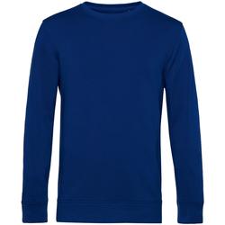 textil Herr Sweatshirts B&c WU31B Kunglig blå